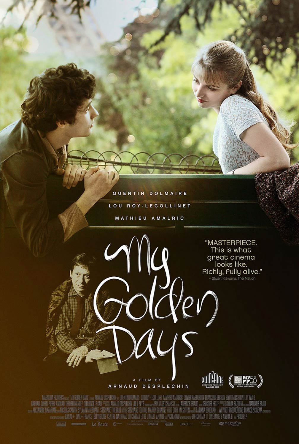 My Golden Days Poster #1