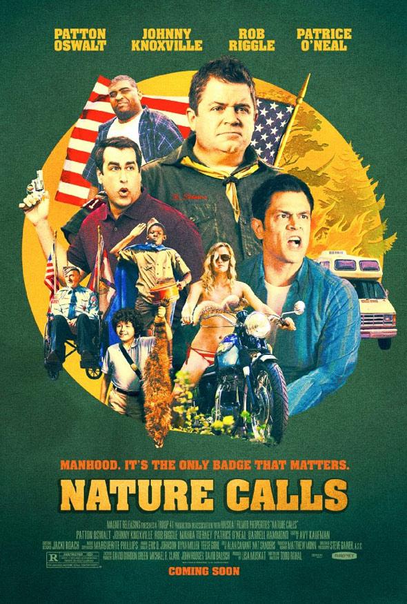 Nature Calls Poster #1