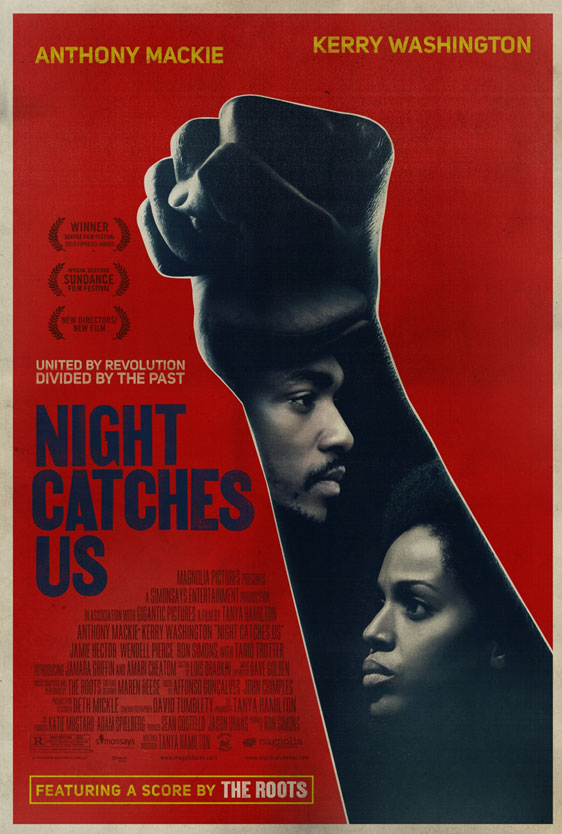 Night Catches Us Poster #1