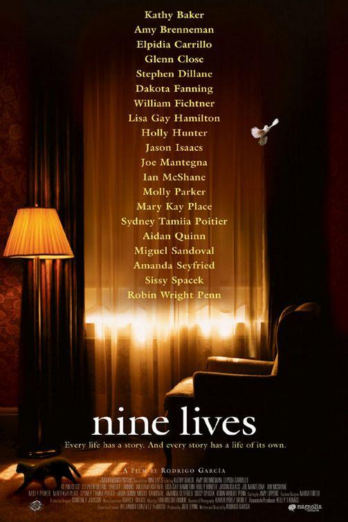Nine Lives Poster #1