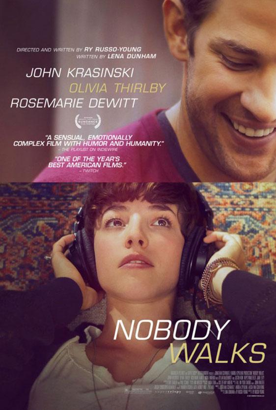 Nobody Walks Poster #1