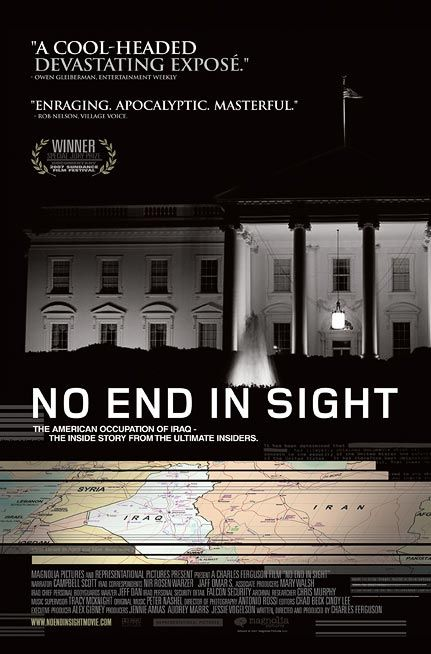 No End in Sight Poster #1