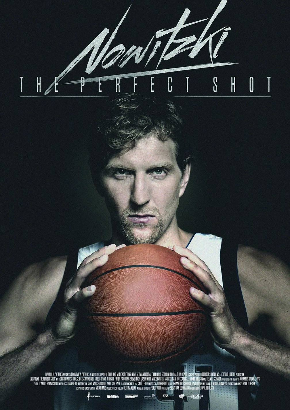Nowitzki: The Perfect Shot Poster #1