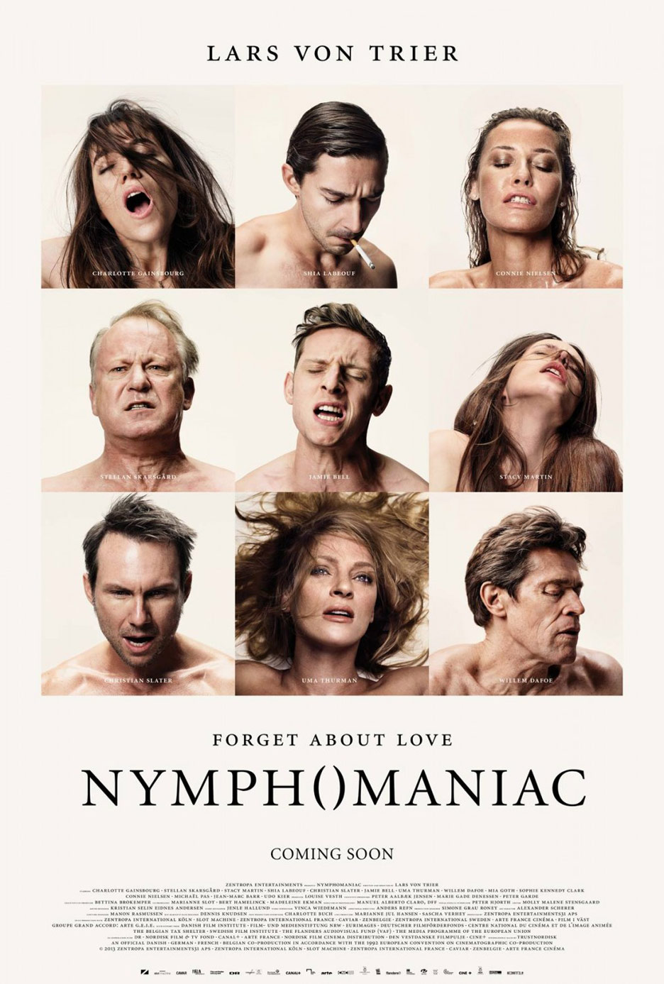 Nymphomaniac Poster #16