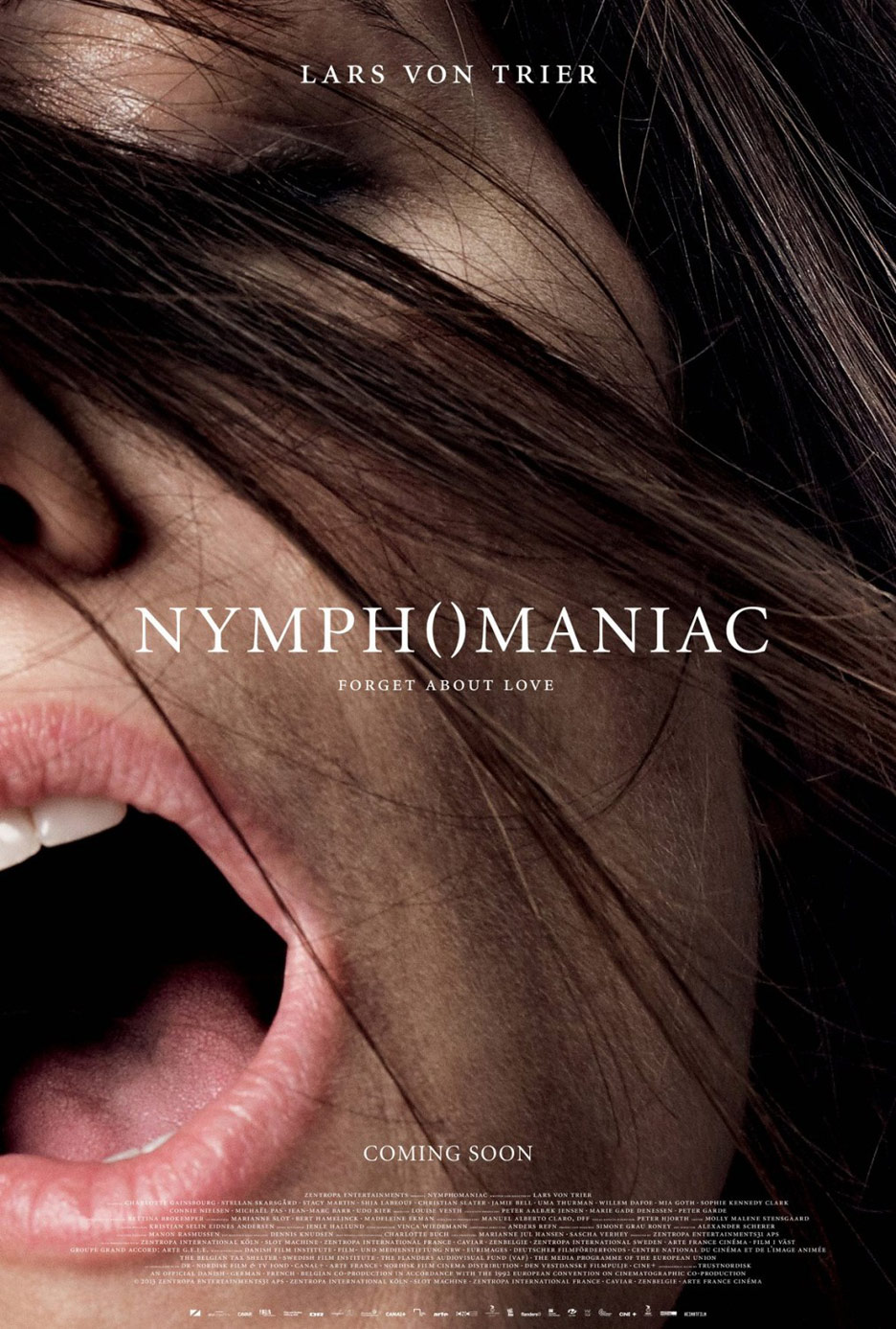 Nymphomaniac Poster #17