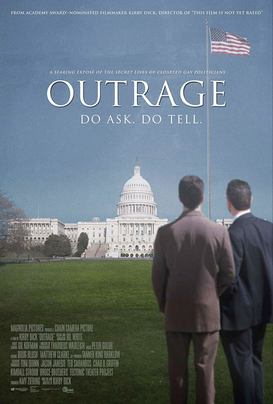 Outrage Poster #1