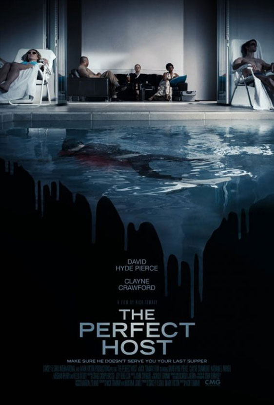 The Perfect Host Poster #2