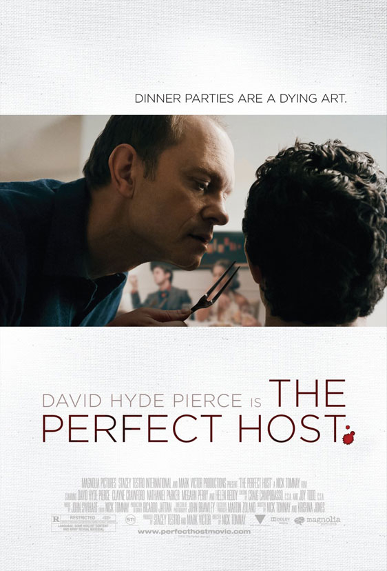 The Perfect Host Poster #1