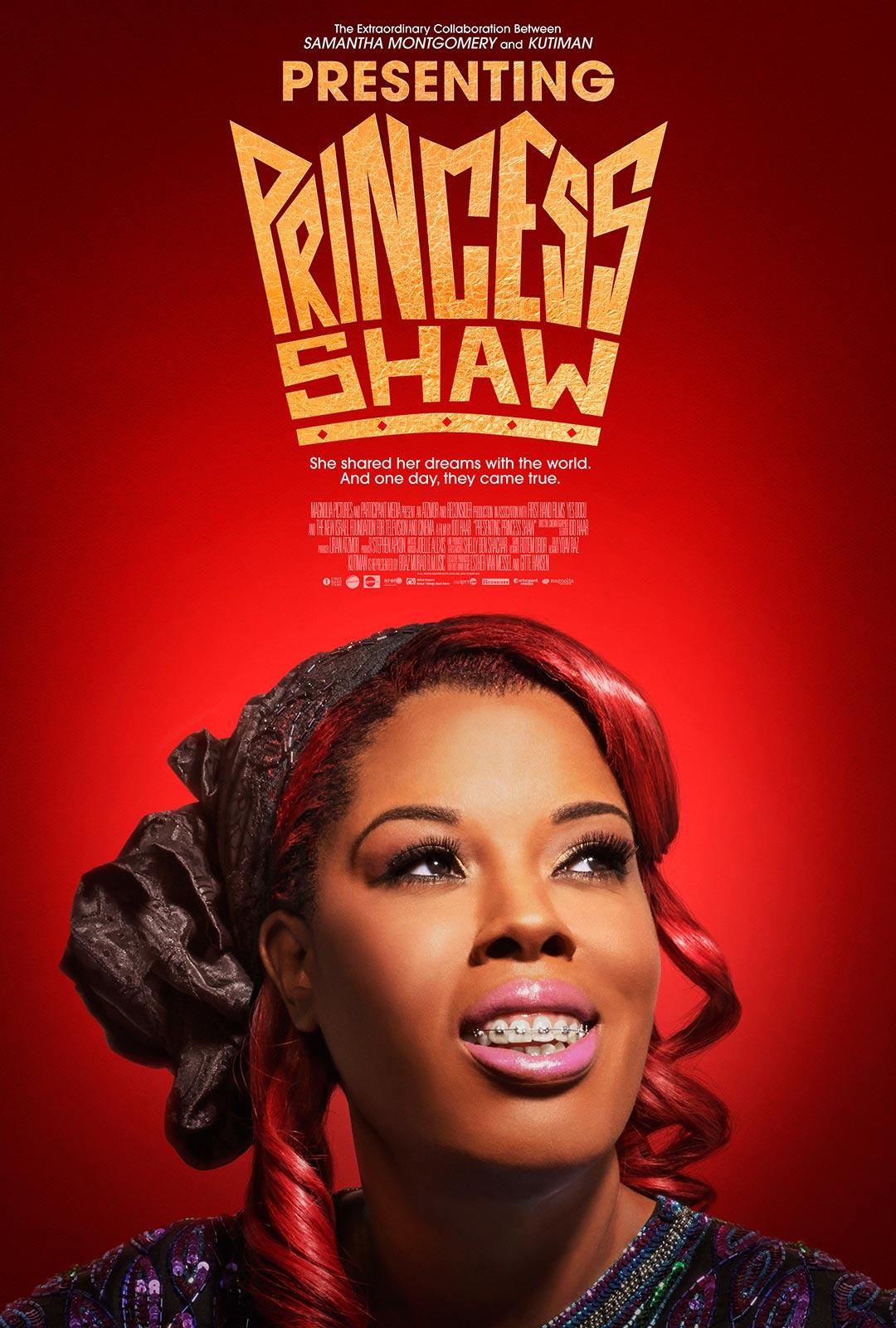 Presenting Princess Shaw Poster #1