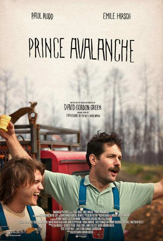 Prince Avalanche Poster #2