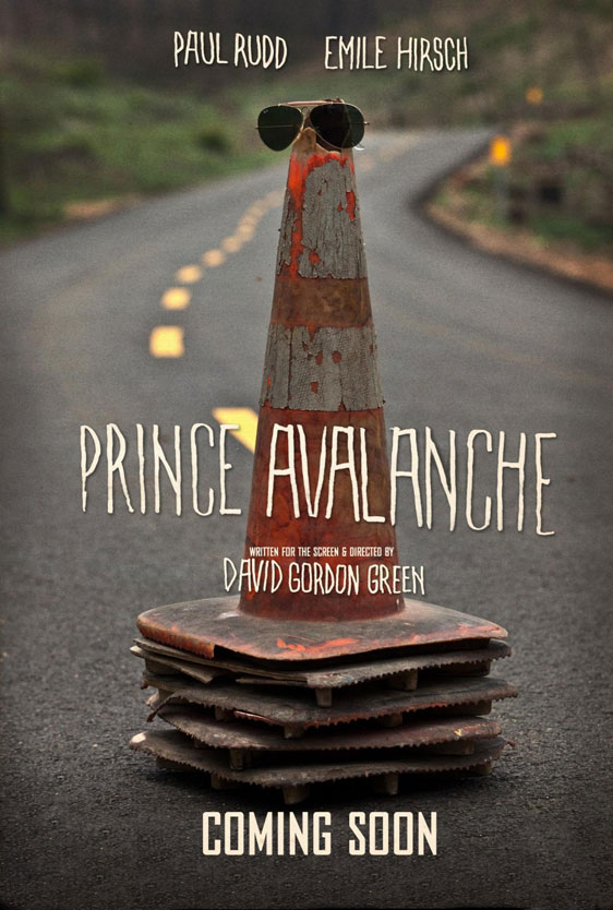 Prince Avalanche Poster #1