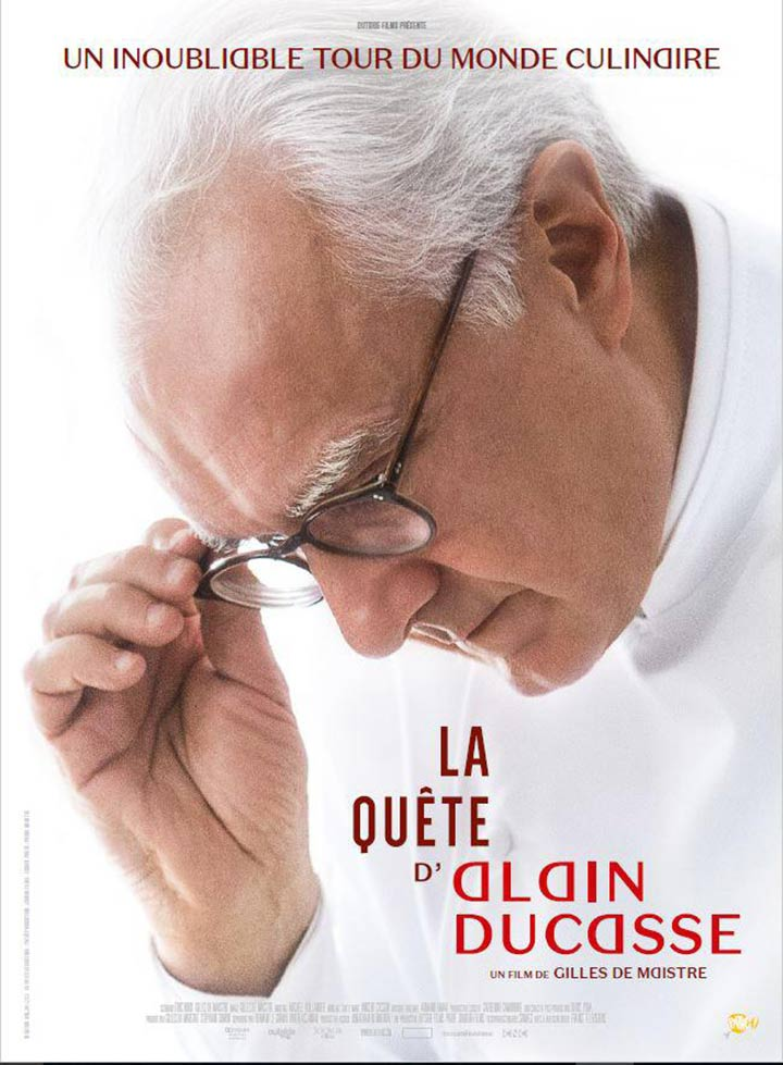 The Quest of Alain Ducasse Poster #1