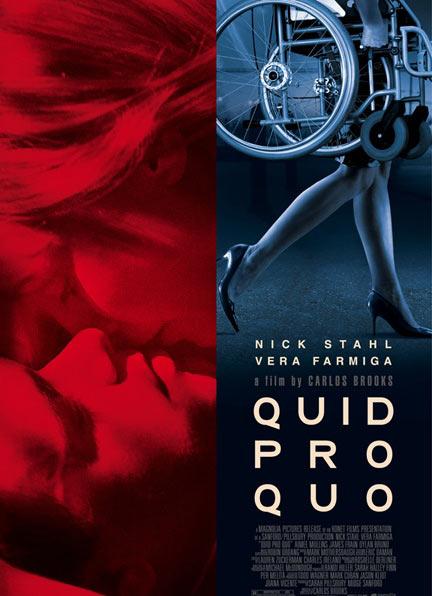 Quid Pro Quo Poster #1