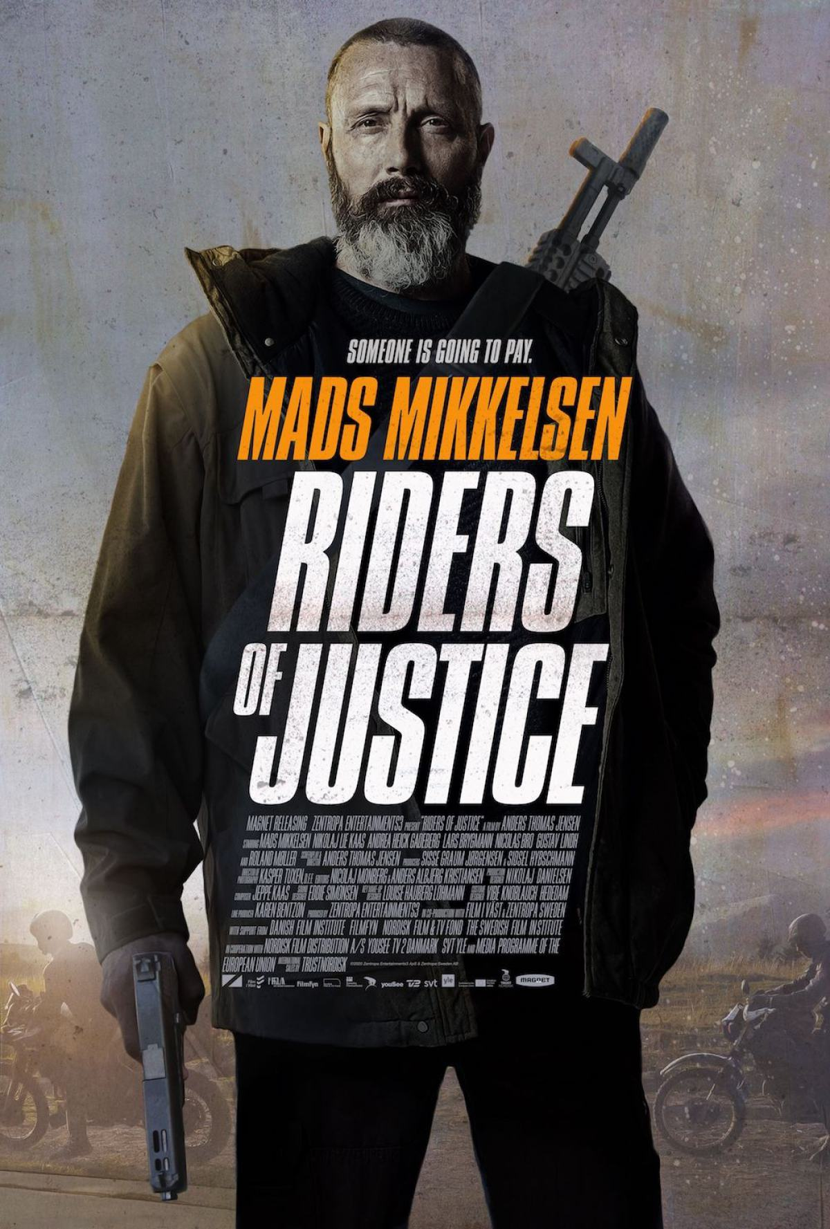 Riders of Justice Poster #1