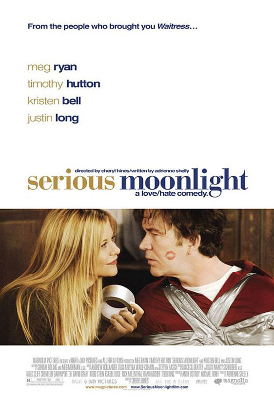 Serious Moonlight Poster #1