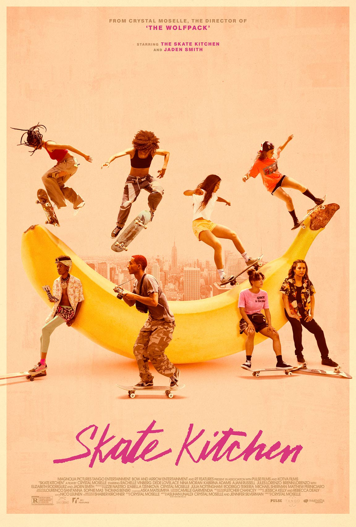 Skate Kitchen Poster #1