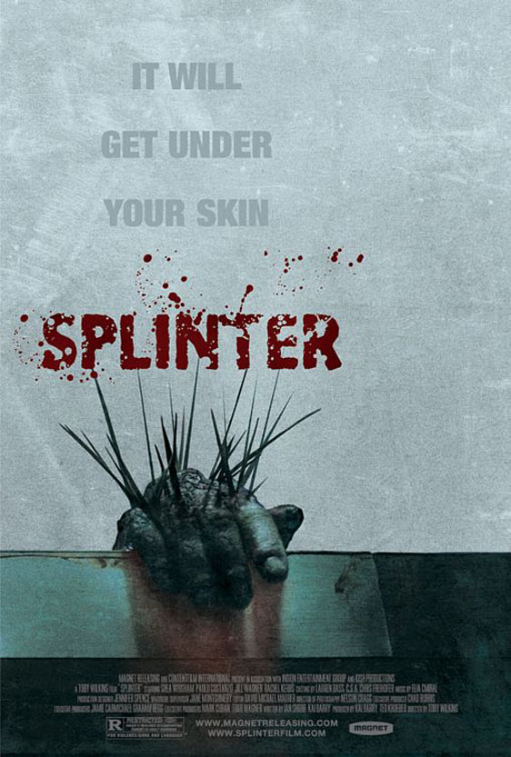 Splinter Poster #1