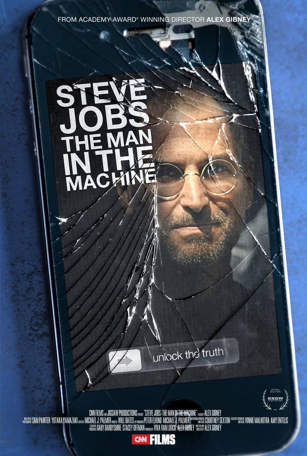 Steve Jobs: The Man In The Machine Poster #1