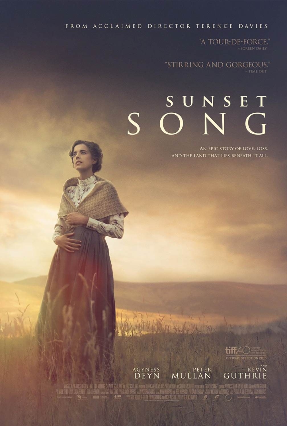 Sunset Song Poster #1