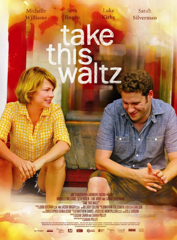 Take This Waltz Poster #2