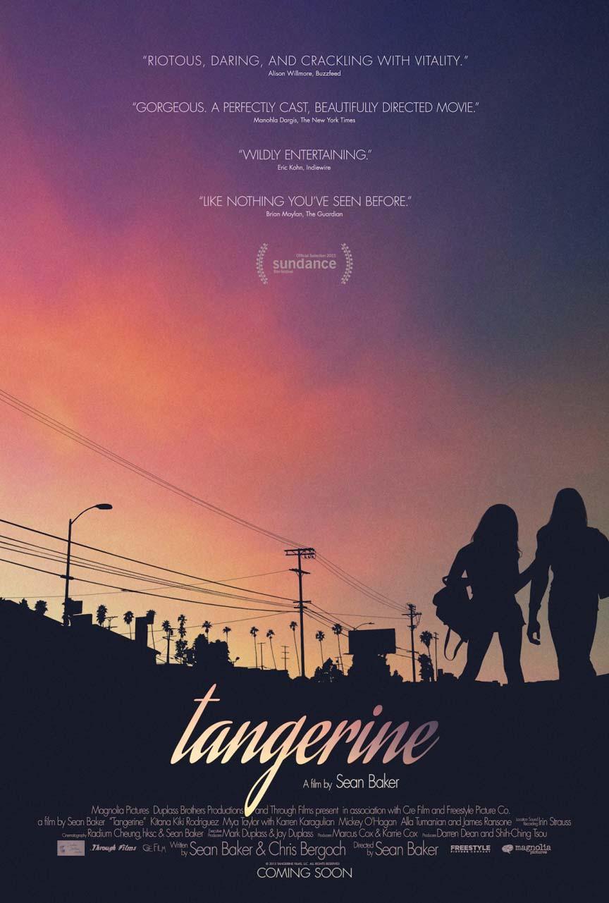 Tangerine Poster #1