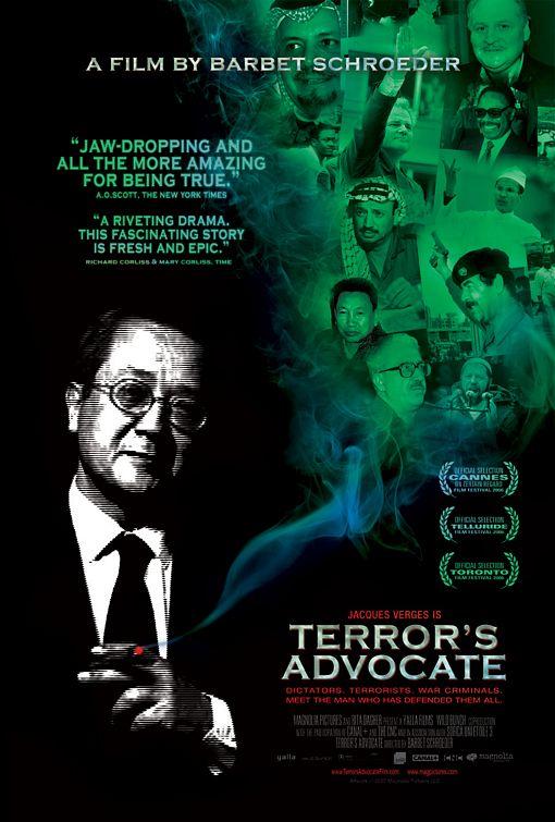 Terror's Advocate Poster #1