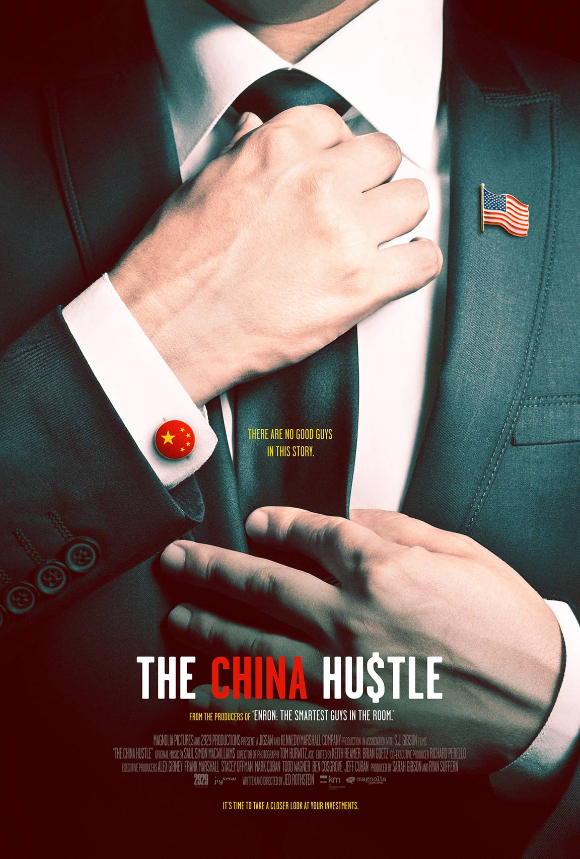 The China Hustle Poster #1