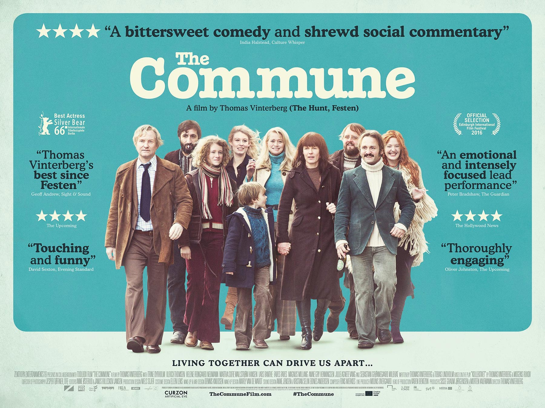 The Commune Poster #1