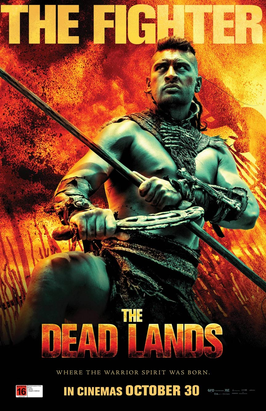 The Dead Lands Poster #2