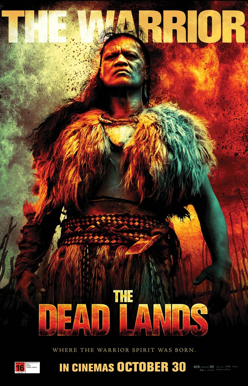 The Dead Lands Poster #3