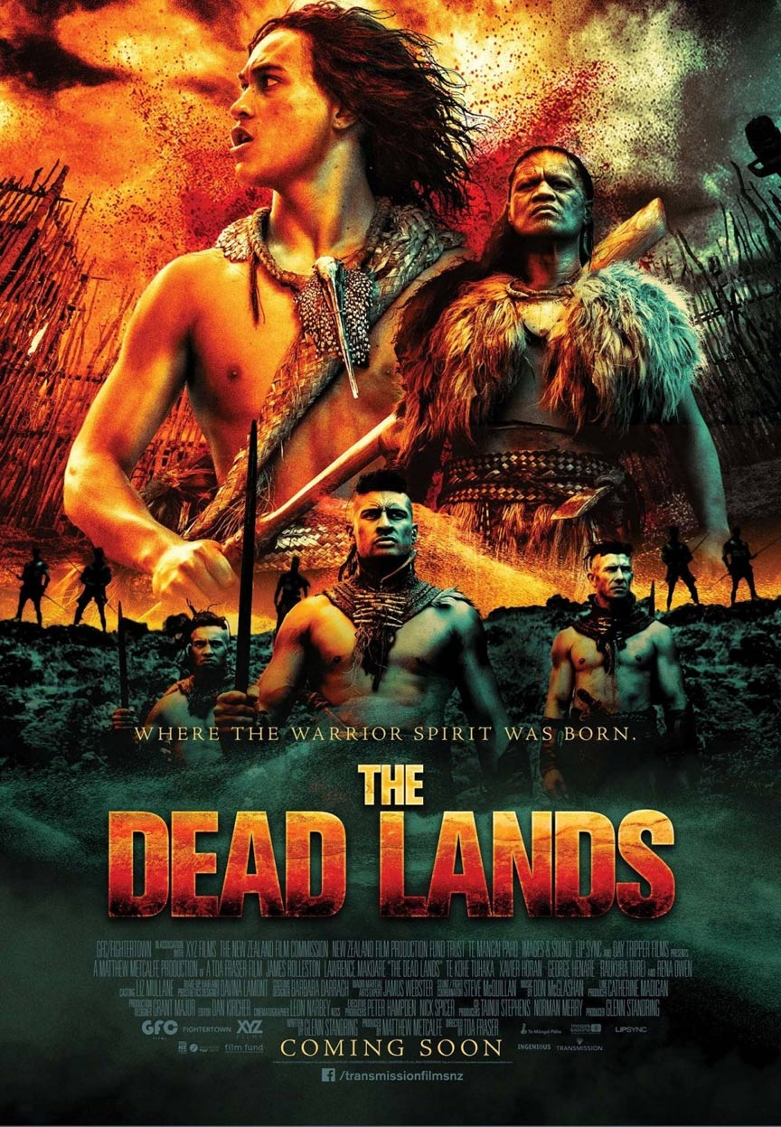 The Dead Lands Poster #1