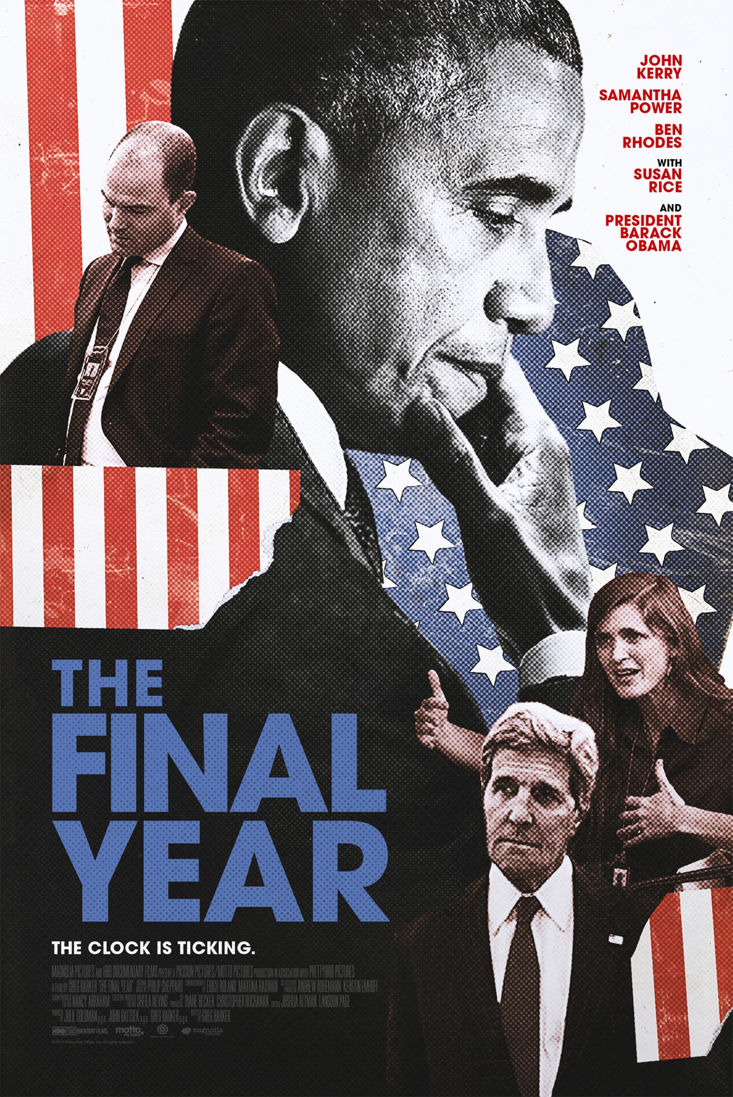 The Final Year Poster #1