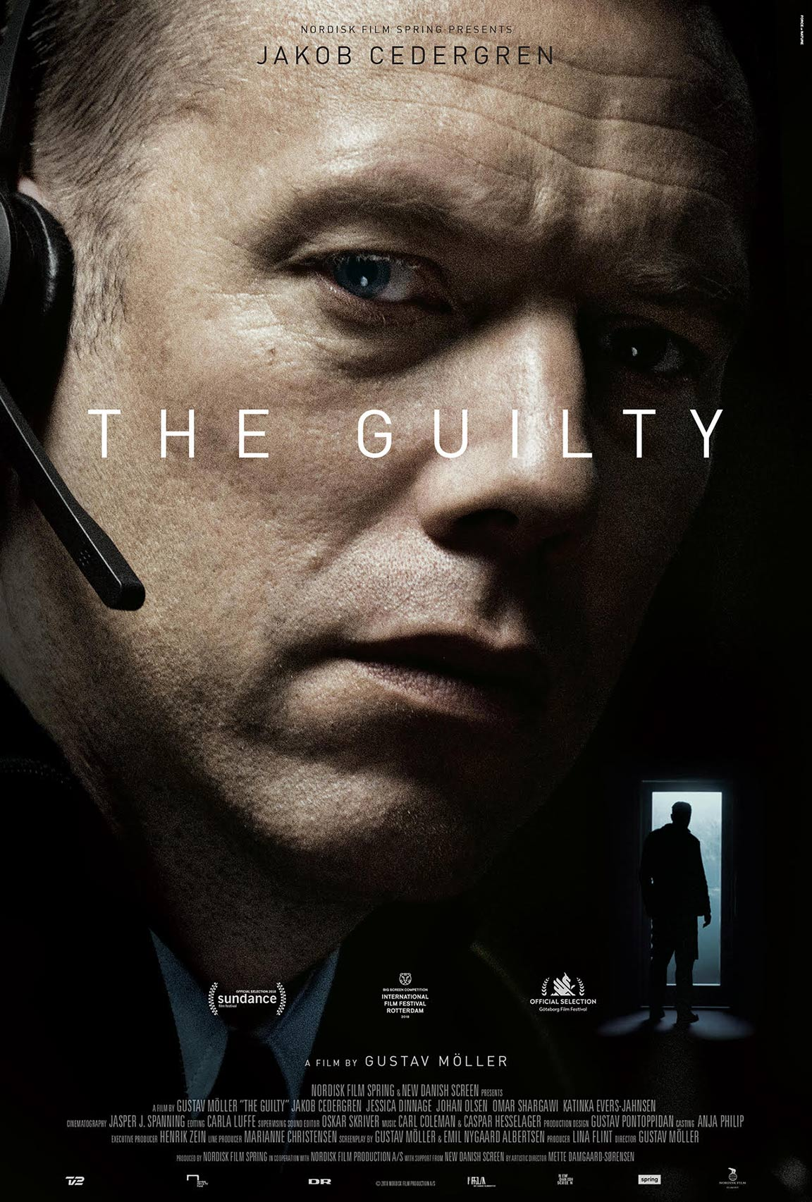 The Guilty Poster #1