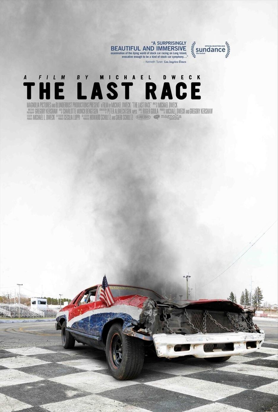 The Last Race Poster #1
