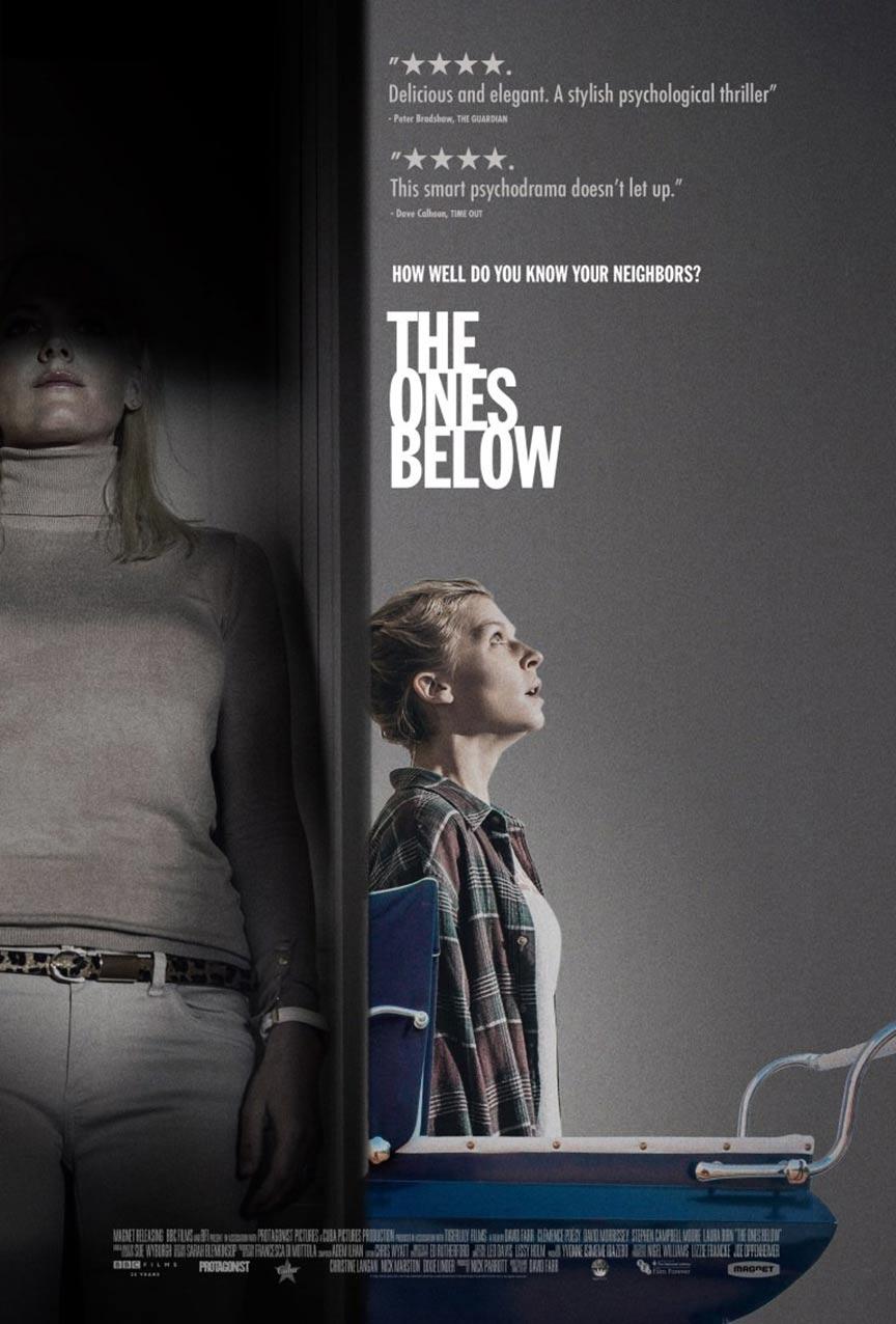 The Ones Below Poster #1