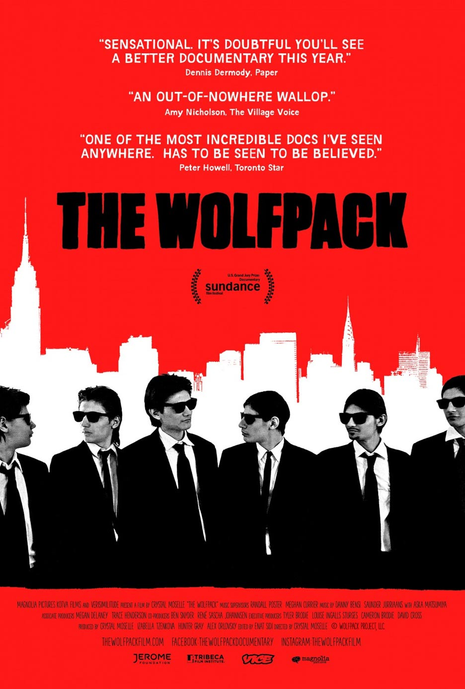 The Wolfpack Poster #1