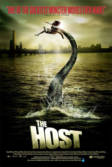 The Host Poster #1