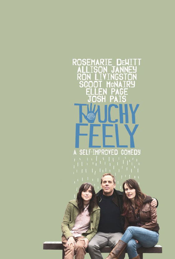 Touchy Feely Poster #1