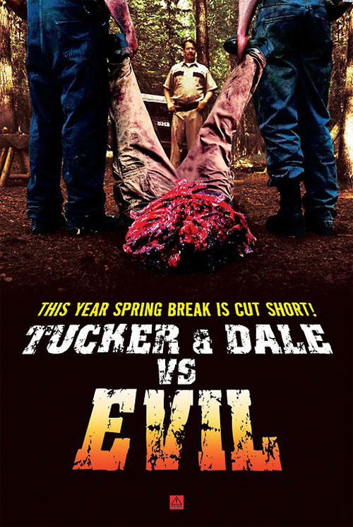 Tucker and Dale vs Evil Poster #1