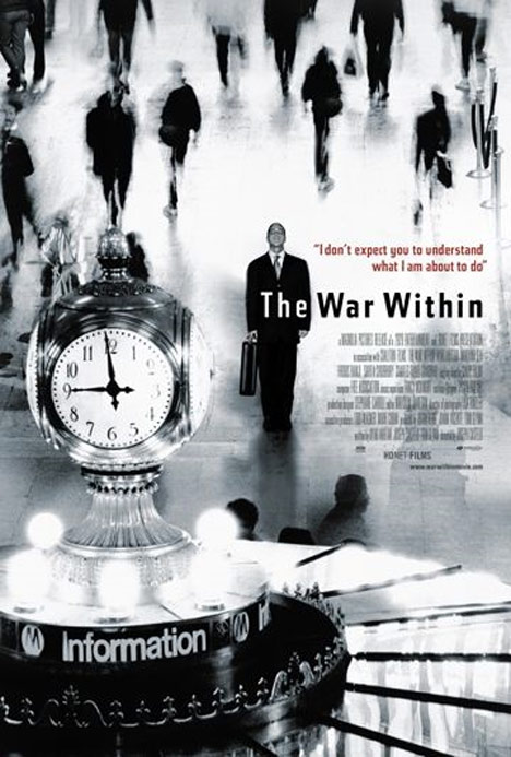The War Within Poster #1