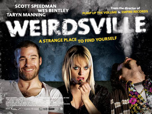 Weirdsville Poster #1