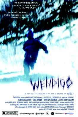 Wendigo Poster #1