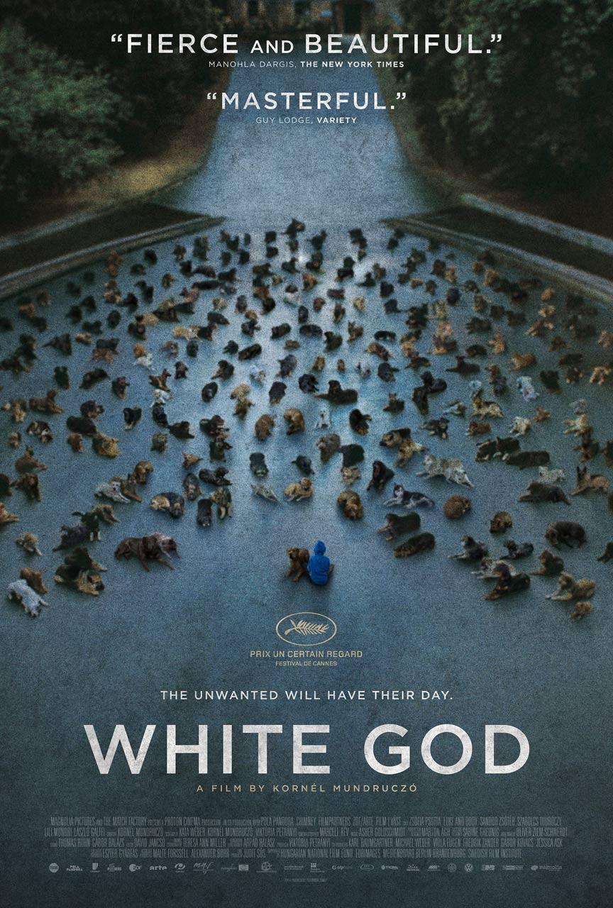 White God Poster #1