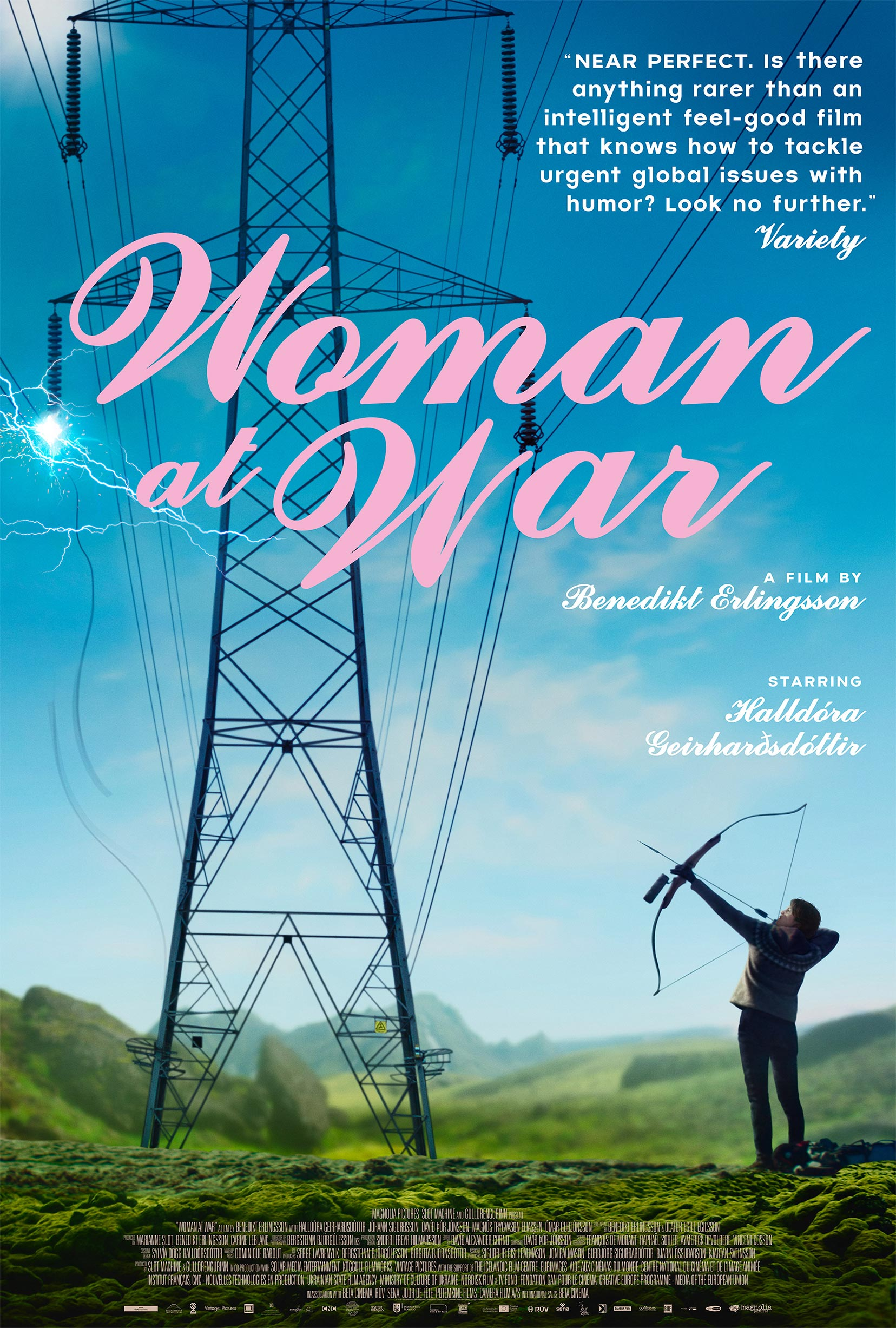 Woman at War Poster #1