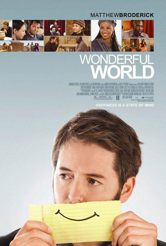 Wonderful World Poster #1