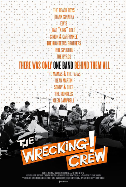 The Wrecking Crew Poster #1