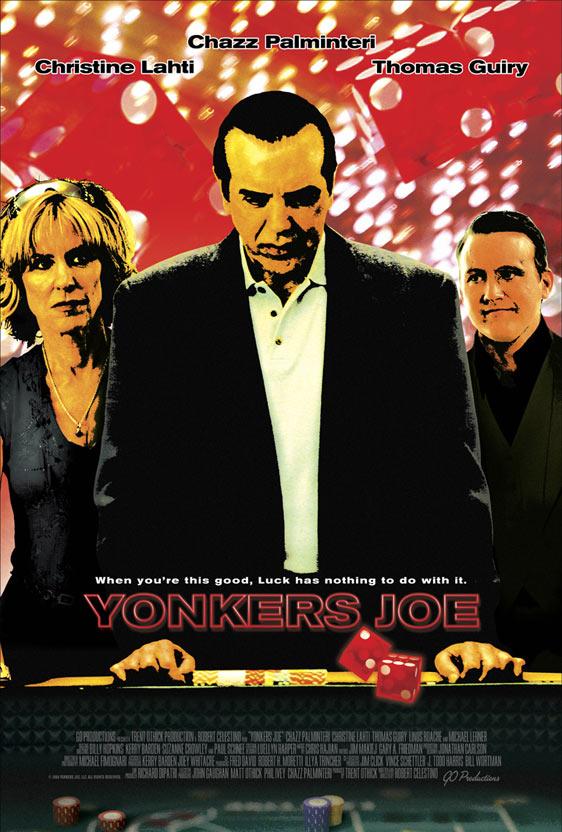 Yonkers Joe Poster #2