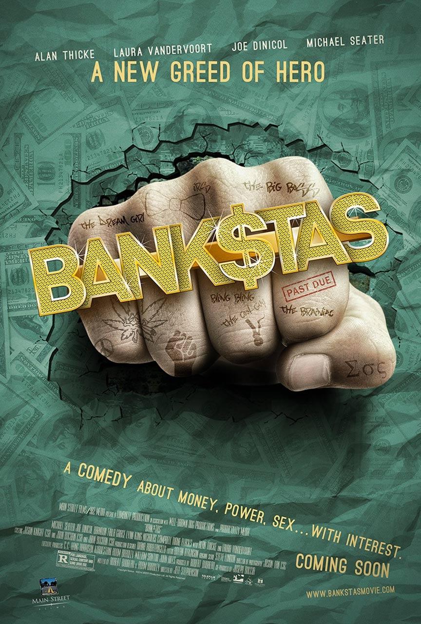 Bank$tas Poster #1