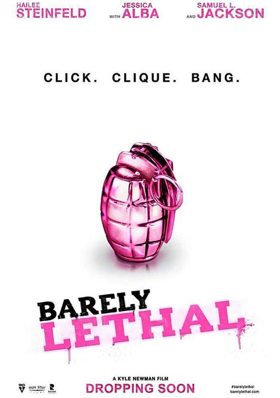 Barely Lethal Poster #1