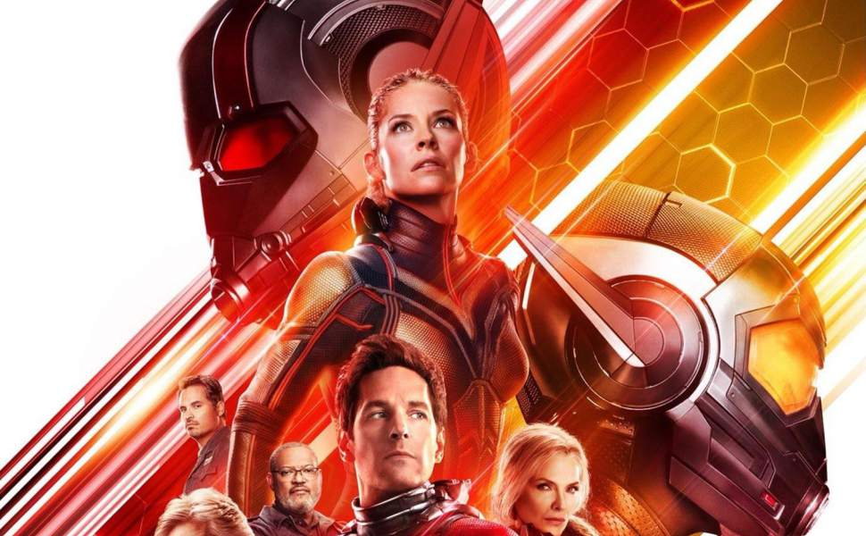 Ant-Man and the Wasp Theatrical Trailer
